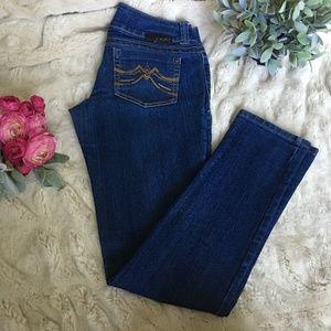Grane Kim Low Rise Curvy Skinny Jeans